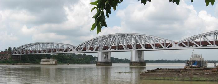Bandel Jubilee Bridge