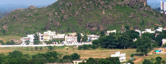 Ranchi-Tagore Hill