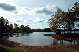 Sahebganj-lake