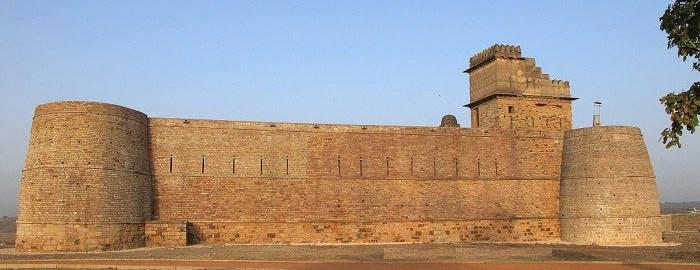 Chanderi_Fort